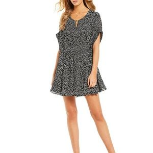 NWT**Free People 'One Fine Day' Ditsy Floral Dress